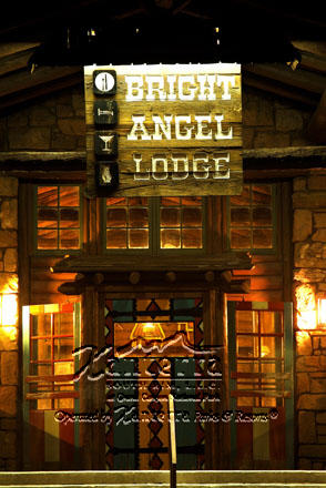 Grand Canyon National Park Lodge at the South Rim - Bright Angel Lodge