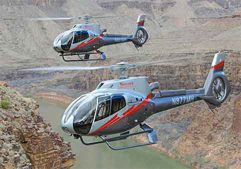 Grand Canyon Helicopter & Air Tours