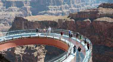 West Rim Hotels & Skywalk Tours