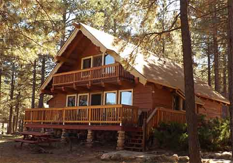 Best South Rim Places to Stay