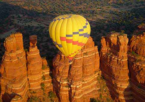 Red Rock Balloons