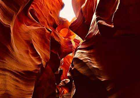 Antelope Canyon From Las Vegas